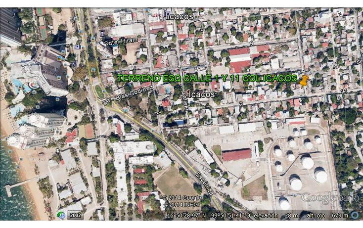 Foto de terreno comercial en venta en  , icacos, acapulco de juárez, guerrero, 1146057 No. 04