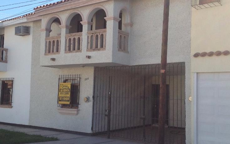 Foto de casa en renta en igancio allende 1814 , las fuentes, ahome, sinaloa, 1717200 No. 01