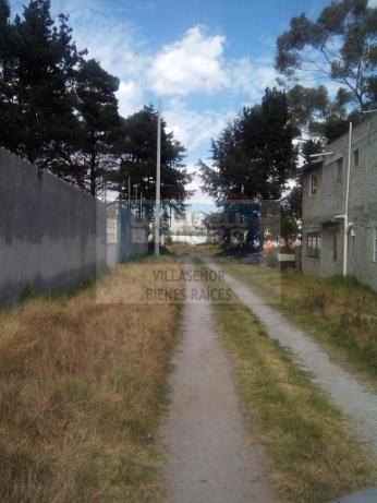 Foto de terreno habitacional en venta en  00, la asunción, metepec, méxico, 728201 No. 01