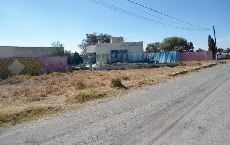 Foto de terreno habitacional en venta en ignacio allende 148, pueblo nuevo de morelos, zumpango, m?xico, 373685 No. 01