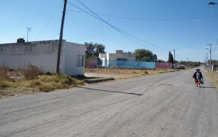Foto de terreno habitacional en venta en ignacio allende 148, pueblo nuevo de morelos, zumpango, m?xico, 373685 No. 03