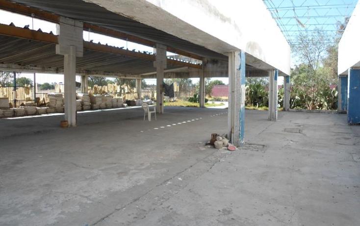 Foto de terreno habitacional en venta en ignacio allende 148, pueblo nuevo de morelos, zumpango, m?xico, 373685 No. 08