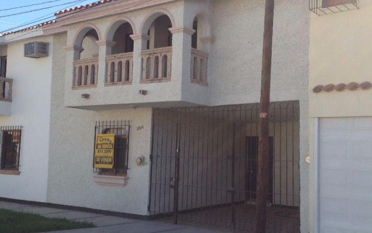 Foto de casa en venta en ignacio allende 1814, las fuentes, ahome, sinaloa, 1749461 no 01