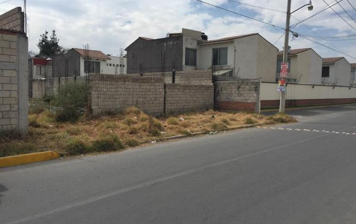 Foto de terreno habitacional en venta en ignacio allende 810, la magdalena, san mateo atenco, m?xico, 1634068 No. 01