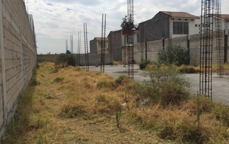 Foto de terreno habitacional en venta en ignacio allende 810, la magdalena, san mateo atenco, m?xico, 1634068 No. 04