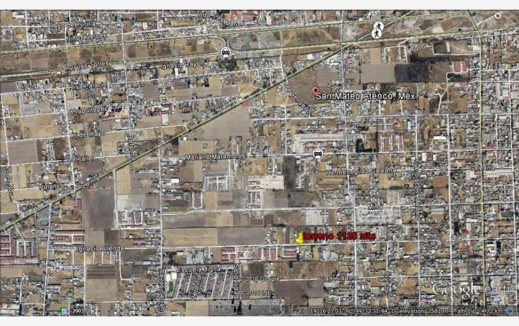 Foto de terreno habitacional en venta en ignacio allende 810, la magdalena, san mateo atenco, m?xico, 1634068 No. 07