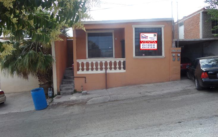 Foto de casa en venta en  , ignacio allende, chihuahua, chihuahua, 1664052 No. 01