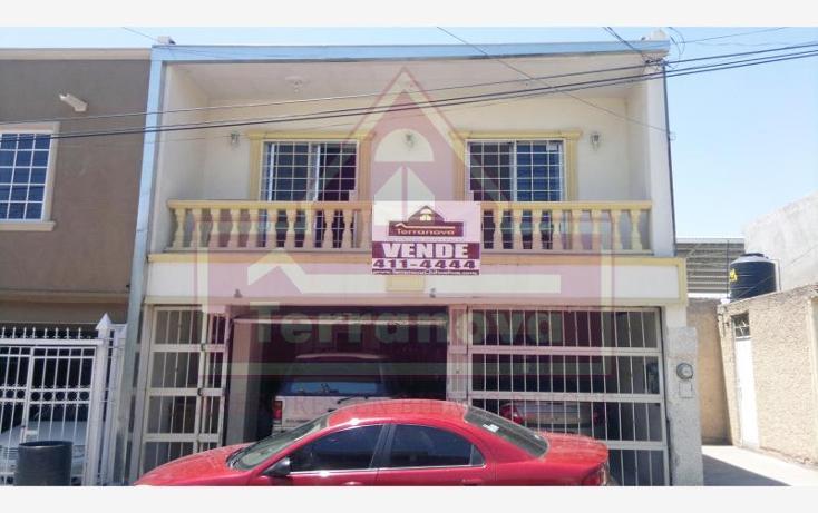 Foto de casa en venta en  , ignacio allende, chihuahua, chihuahua, 528311 No. 01