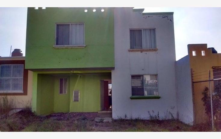 Foto de casa en venta en  , ignacio allende, morelia, michoacán de ocampo, 1663308 No. 01