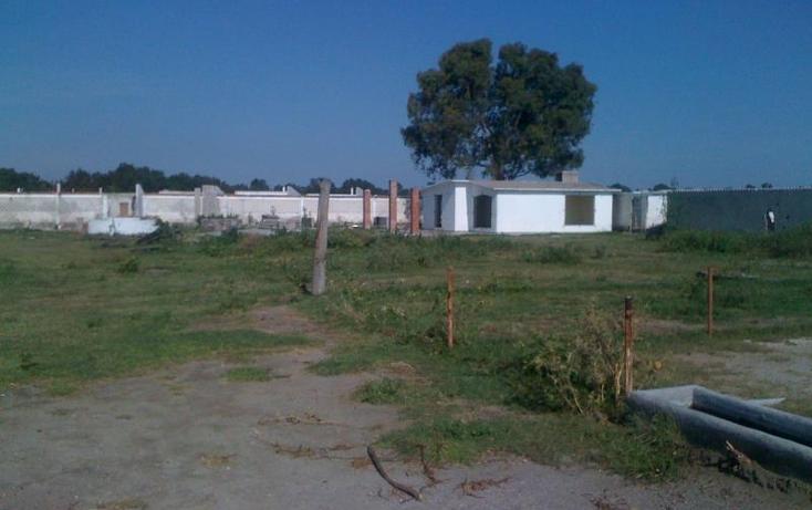 Foto de terreno habitacional en venta en ignacio allende nonumber, pueblo nuevo de morelos, zumpango, m?xico, 422175 No. 03