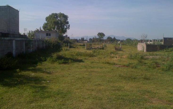 Foto de terreno habitacional en venta en ignacio allende nonumber, pueblo nuevo de morelos, zumpango, m?xico, 422175 No. 04