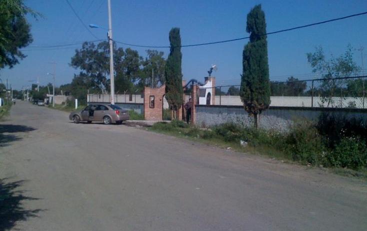 Foto de terreno habitacional en venta en ignacio allende nonumber, pueblo nuevo de morelos, zumpango, m?xico, 422175 No. 07