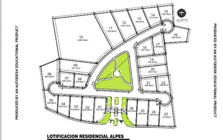Foto de terreno habitacional en venta en, ignacio allende, torreón, coahuila de zaragoza, 1572922 no 05