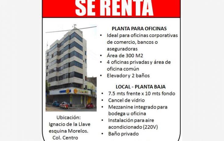 Foto de local en renta en ignacio de la llave 213, coatzacoalcos centro, coatzacoalcos, veracruz, 1413807 no 01