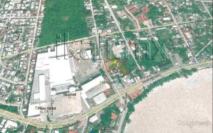 Foto de terreno comercial en venta en ignacio de la llave 7, zapote gordo, tuxpan, veracruz, 577980 no 01