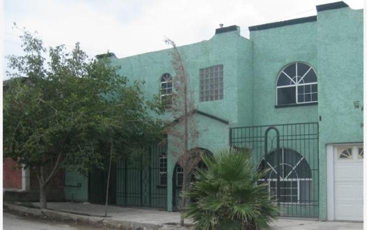 Foto de casa en venta en ignacio manuel altamirano 2606, vicente guerrero, ju?rez, chihuahua, 1685284 No. 01