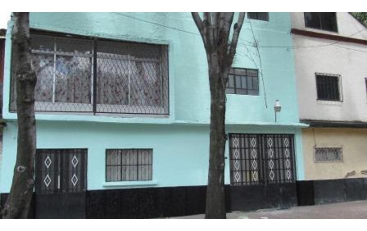 Foto de casa en venta en  , ignacio manuel altamirano, miguel hidalgo, distrito federal, 2036251 No. 01