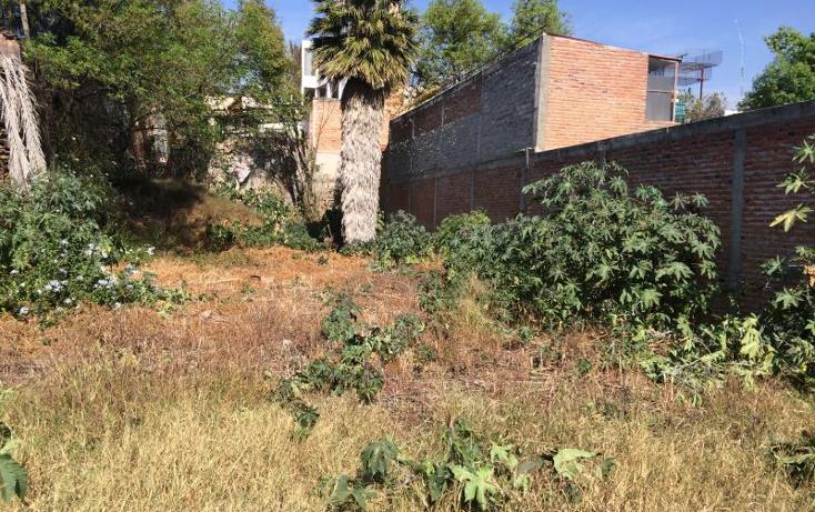 Foto de terreno comercial en venta en ignacio perez 11 a, centro sct querétaro, querétaro, querétaro, 1647992 No. 06