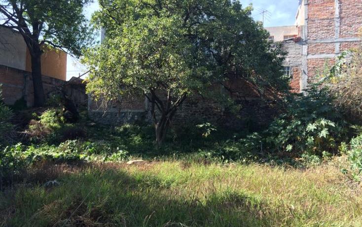 Foto de terreno comercial en venta en ignacio perez 11 a, centro sct querétaro, querétaro, querétaro, 1647992 No. 08