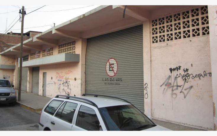 Foto de bodega en venta en  375, manzanillo centro, manzanillo, colima, 856321 No. 01