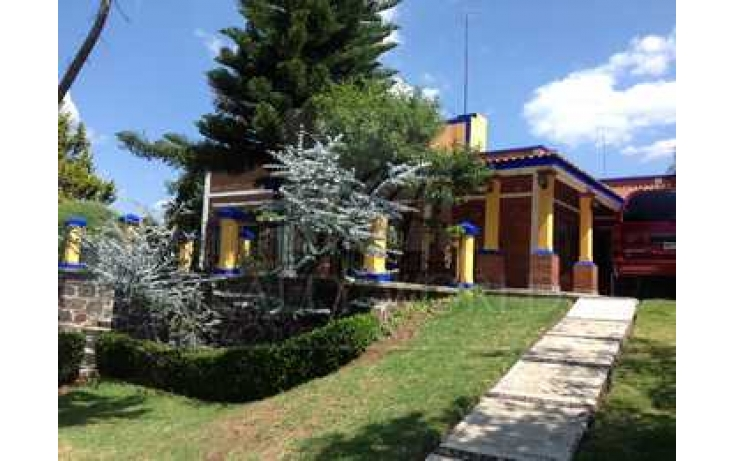Foto de rancho en venta en ignacio zaragoza 41, buenavista, villa guerrero, estado de méxico, 468892 no 01