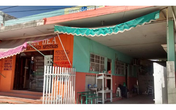 Foto de local en renta en  , ignacio zaragoza, ciudad madero, tamaulipas, 1376405 No. 01