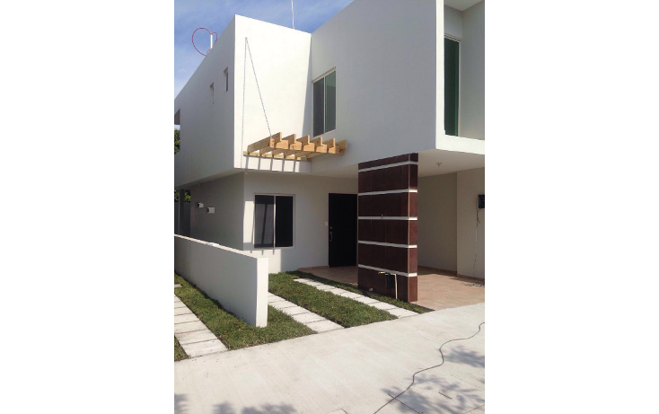 Foto de casa en venta en  , ignacio zaragoza, ciudad madero, tamaulipas, 1955876 No. 01