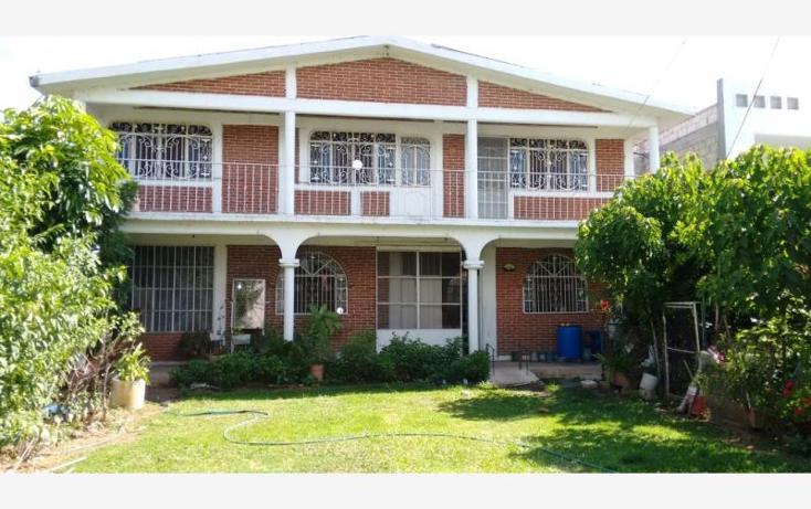 Foto de casa en venta en  , ignacio zaragoza, cuautla, morelos, 1491487 No. 01