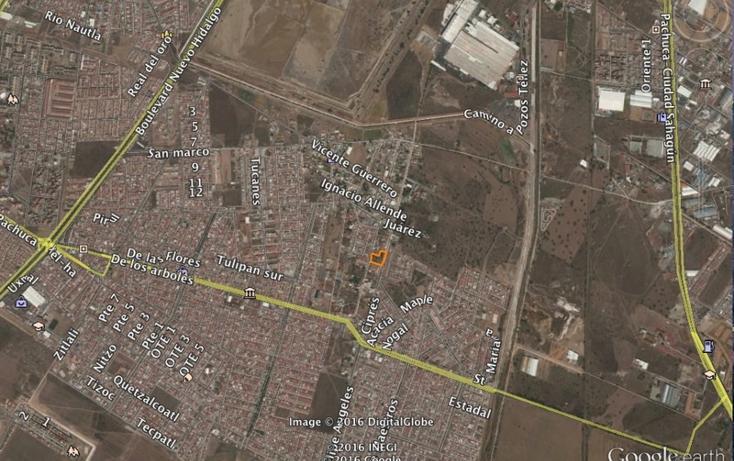 Foto de terreno habitacional en venta en ignacio zaragoza , el venado, mineral de la reforma, hidalgo, 1699626 No. 03