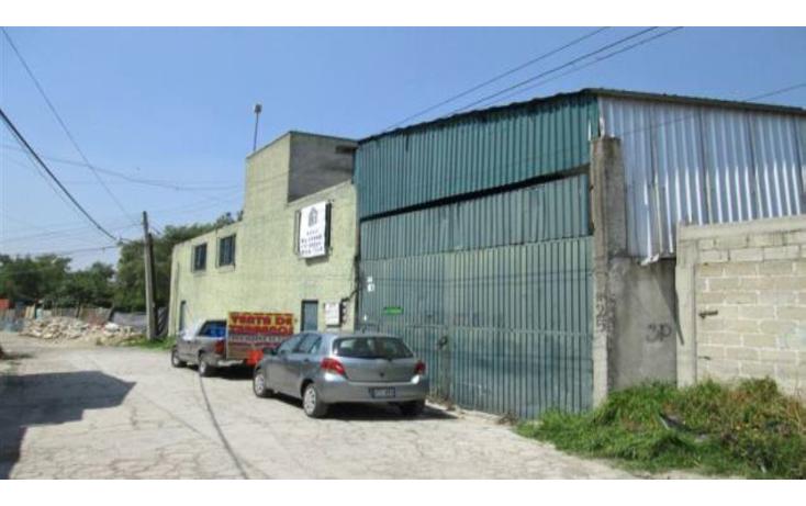 Foto de bodega en venta en  , ignacio zaragoza, nicolás romero, méxico, 1183275 No. 01