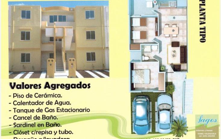 Foto de departamento en venta en, ignacio zaragoza, veracruz, veracruz, 767087 no 10