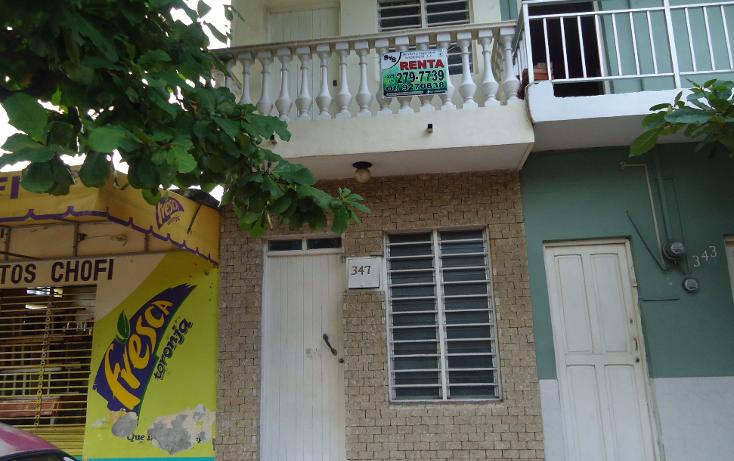 Foto de casa en renta en  , ignacio zaragoza, veracruz, veracruz de ignacio de la llave, 1418001 No. 01