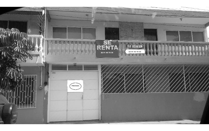 Foto de casa en renta en  , ignacio zaragoza, veracruz, veracruz de ignacio de la llave, 1947658 No. 01
