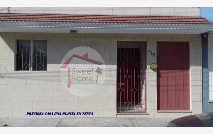 Foto de casa en venta en  , ignacio zaragoza, veracruz, veracruz de ignacio de la llave, 1981468 No. 01