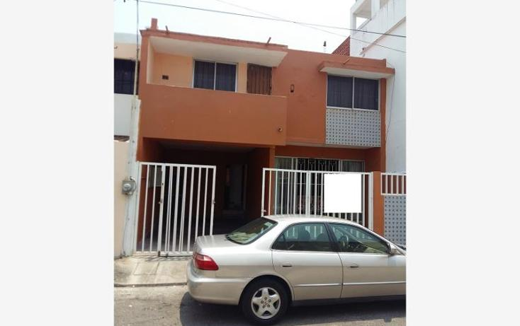 Foto de casa en venta en  , ignacio zaragoza, veracruz, veracruz de ignacio de la llave, 2031684 No. 01