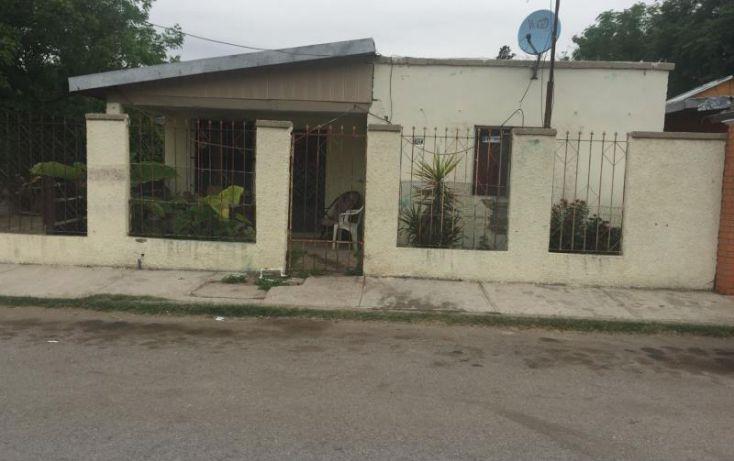 Foto de casa en venta en ildefonso vasquez y gral cepeda 170, mundo nuevo, piedras negras, coahuila de zaragoza, 1821392 no 01