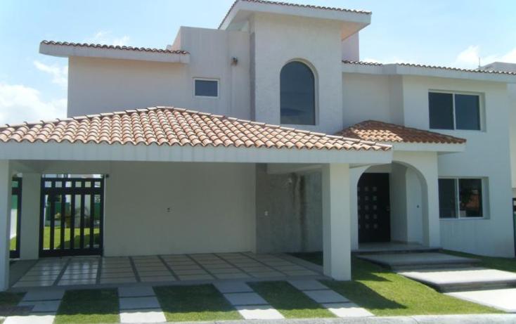 Foto de casa en venta en ilimani 009, lomas de cocoyoc, atlatlahucan, morelos, 700842 No. 01