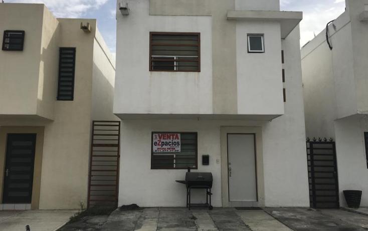 Foto de casa en venta en  , iltamarindo, apodaca, nuevo león, 1973722 No. 01