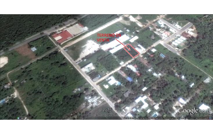 Foto de terreno habitacional en venta en  , imi, campeche, campeche, 1551454 No. 01
