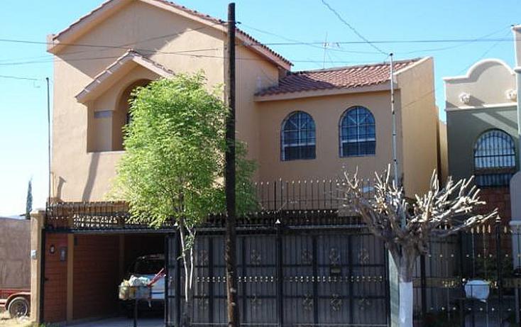Foto de casa en venta en  , imperial, delicias, chihuahua, 1624876 No. 01