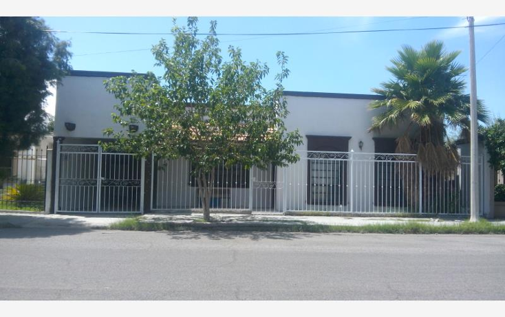 Foto de casa en renta en  , imperial, delicias, chihuahua, 2043030 No. 01