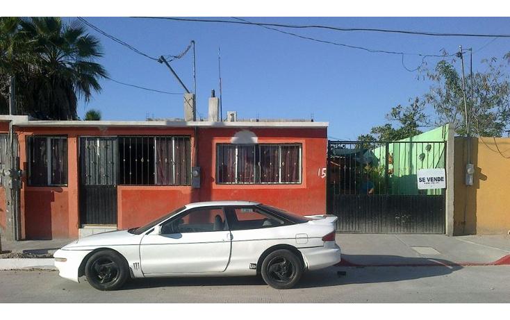 Foto de casa en venta en  , inalámbrica, la paz, baja california sur, 2043254 No. 01