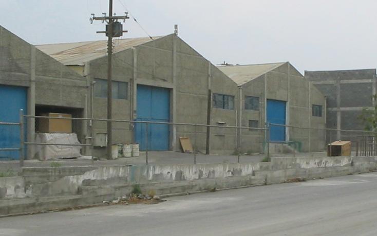 Foto de nave industrial en renta en  , ind unidad nacional, santa catarina, nuevo le?n, 616108 No. 01
