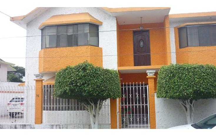 Foto de casa en venta en  , indeco animas, xalapa, veracruz de ignacio de la llave, 1095823 No. 01