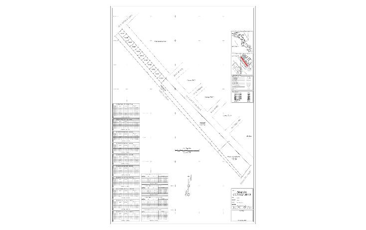 Foto de terreno habitacional en venta en  , indeco, la paz, baja california sur, 1257831 No. 01