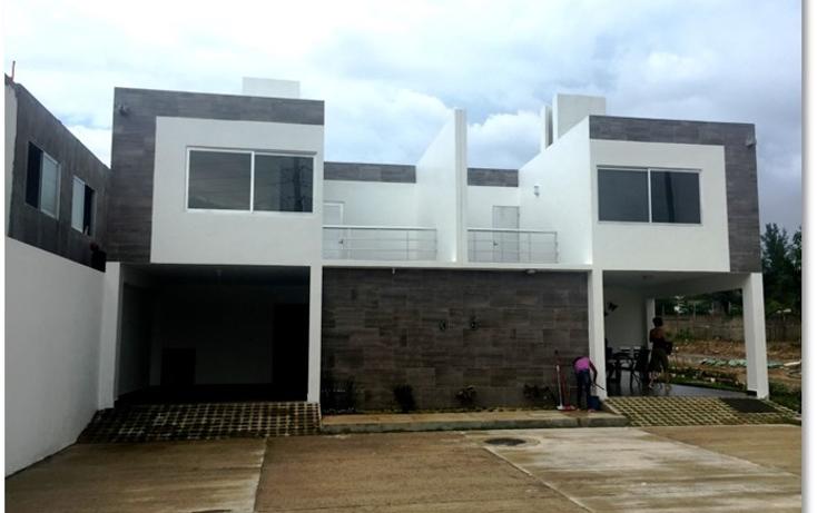 Foto de casa en venta en  , indeco unidad, centro, tabasco, 1461947 No. 01