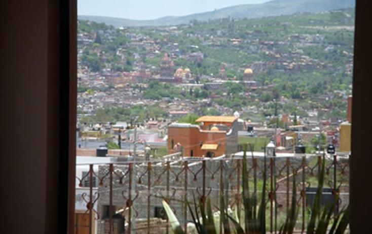 Foto de casa en venta en independencia 1, independencia, san miguel de allende, guanajuato, 685489 No. 12