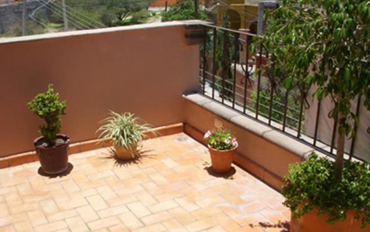 Foto de casa en venta en independencia 1, independencia, san miguel de allende, guanajuato, 685489 No. 13