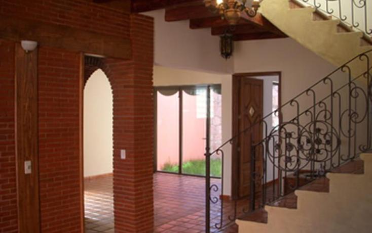 Foto de casa en venta en independencia 1, independencia, san miguel de allende, guanajuato, 685497 No. 07