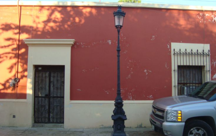 Foto de casa en venta en independencia 105, col centro, el fuerte, el fuerte, sinaloa, 1717024 no 01